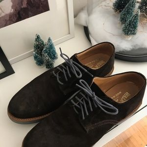 Hubbard Oxfords!